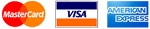 Tropical Rose accepts Visa Master Card and American express