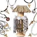 Wholesale Shark Tooth Pendant Necklaces and Gifts from Tropical Rose