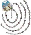 Paua shell butterfly bracelet