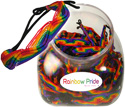 72pc kit-Rainbow Peruvian bracelets