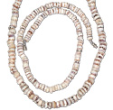 Genuine tiger pukka shell necklace