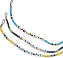 Glass beaded Bahamas bracelets