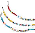 Glass beaded Aruba bracelets