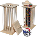 Monster Trendz - Hacky Sack display fixture