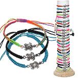 Crystal Sea Turtle Bracelets by Tropical Rose