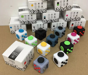 Fidget Cube Toy for anxiety, ADHD, Autism and decompression.