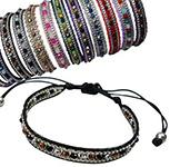Fine beaded bracelets