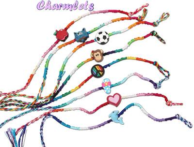 Charmlet friendship bracelets