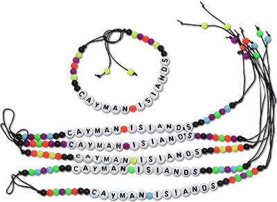 Cayman Islands bracelets