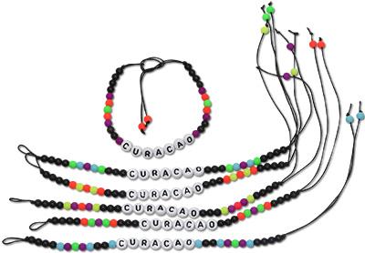 Curacao bracelets